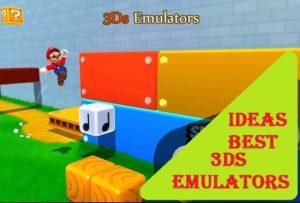 iDeaS Best 3Ds Emulators
