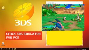 Citra 3Ds Emulator for PCs: