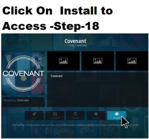 Covenant-Best Kodi Add-ons