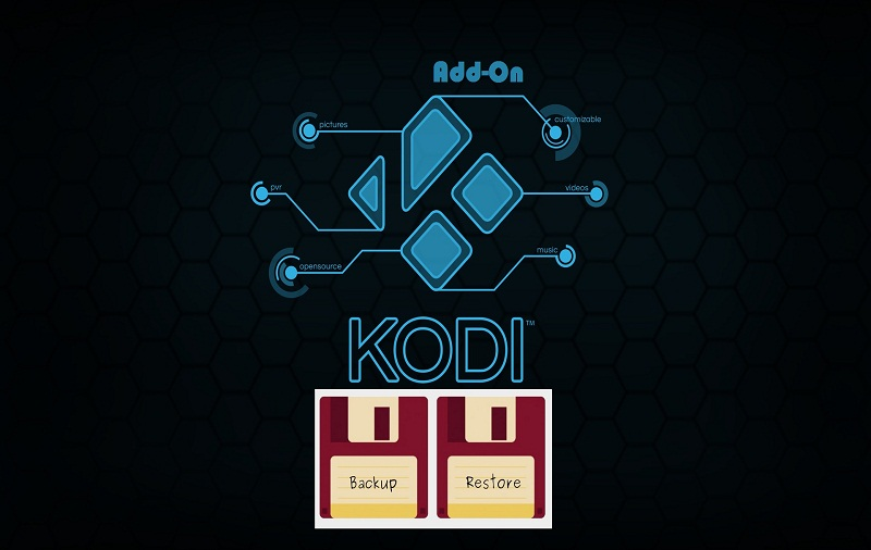 How to Install Backup and Restore on Kodi Guide