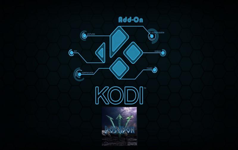 Poseidon-Best Kodi Add-Ons