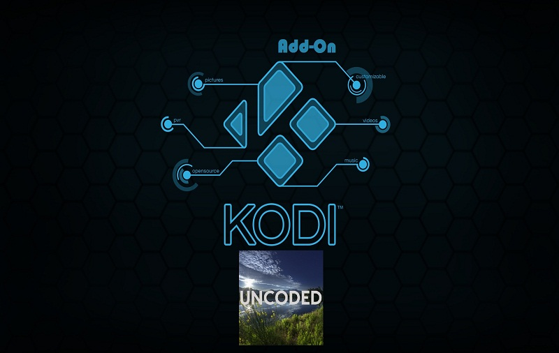 Install Uncoded on Kodi