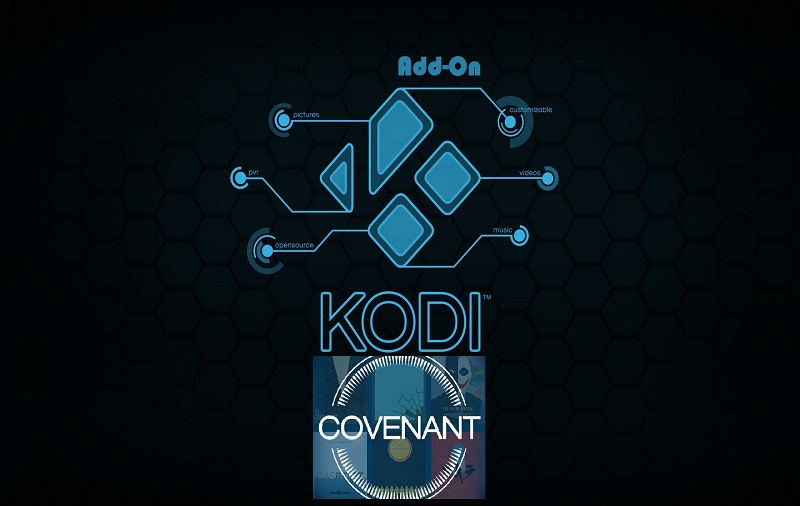 How to Install Covenant-Best Kodi Add-ons