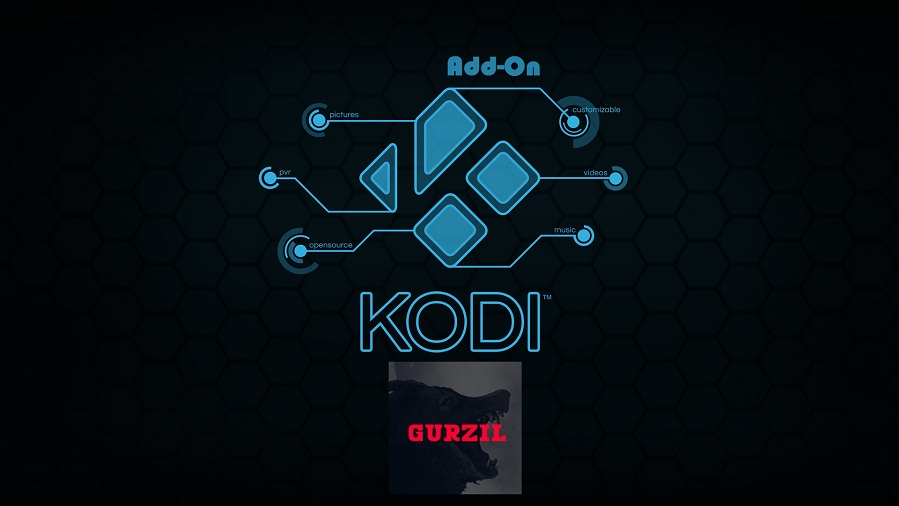 Gurzil Kodi-Best Kodi Add-ons