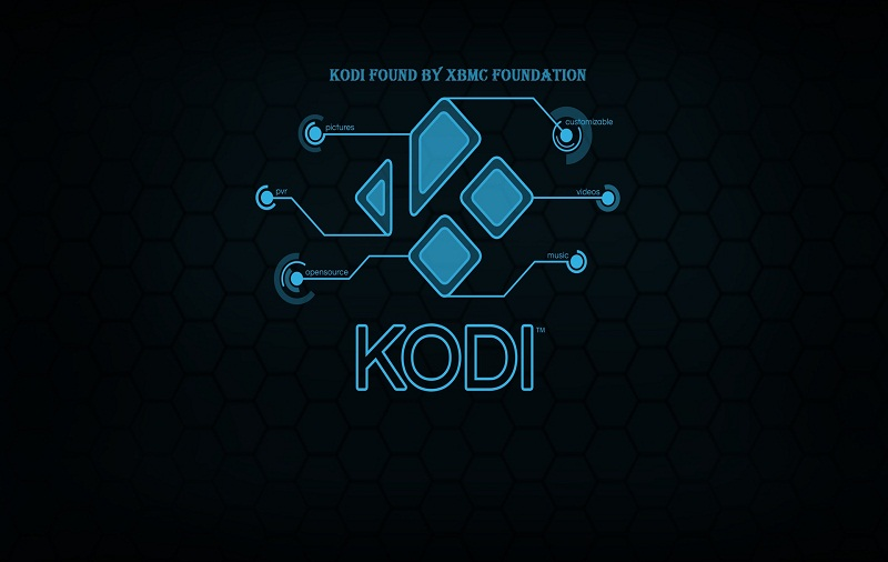 KODI FOUND BY XBMC FOUNDATION