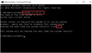 DPC_WATCHDOG_VIOLATION Blue Screen in Windows 10