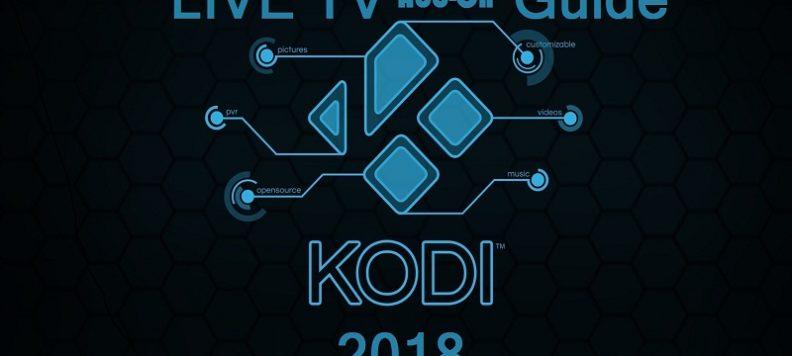 Kodi TV Guide