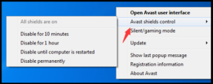 How to Disable Avast Antivirus in Windows 10 [Complete Guide]