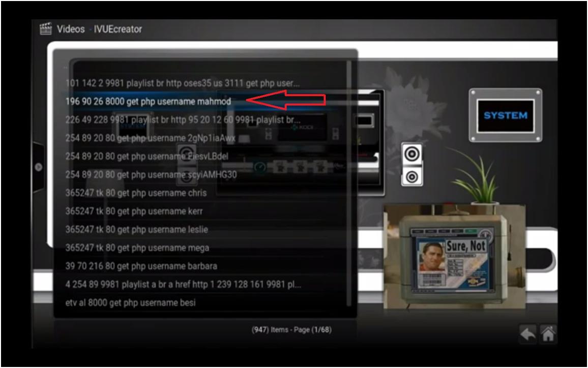 Kodi IPTV Guide