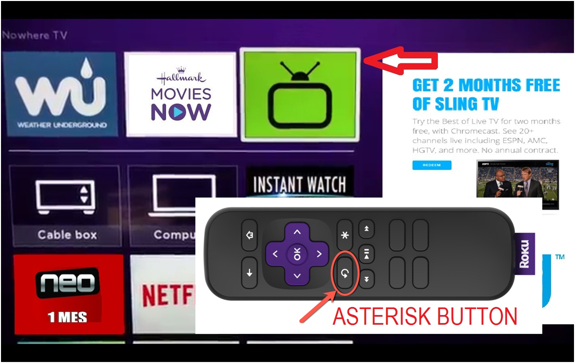 How to remove the private channel from your Roku store