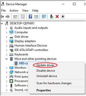 How to Fix Cursor Disappears in Windows 10