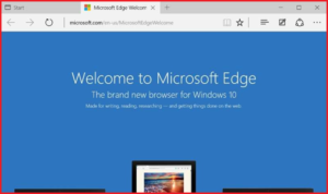 How To Reinstall Microsoft Edge In Windows 10