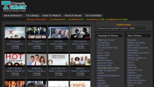 Sites like Couchtuner