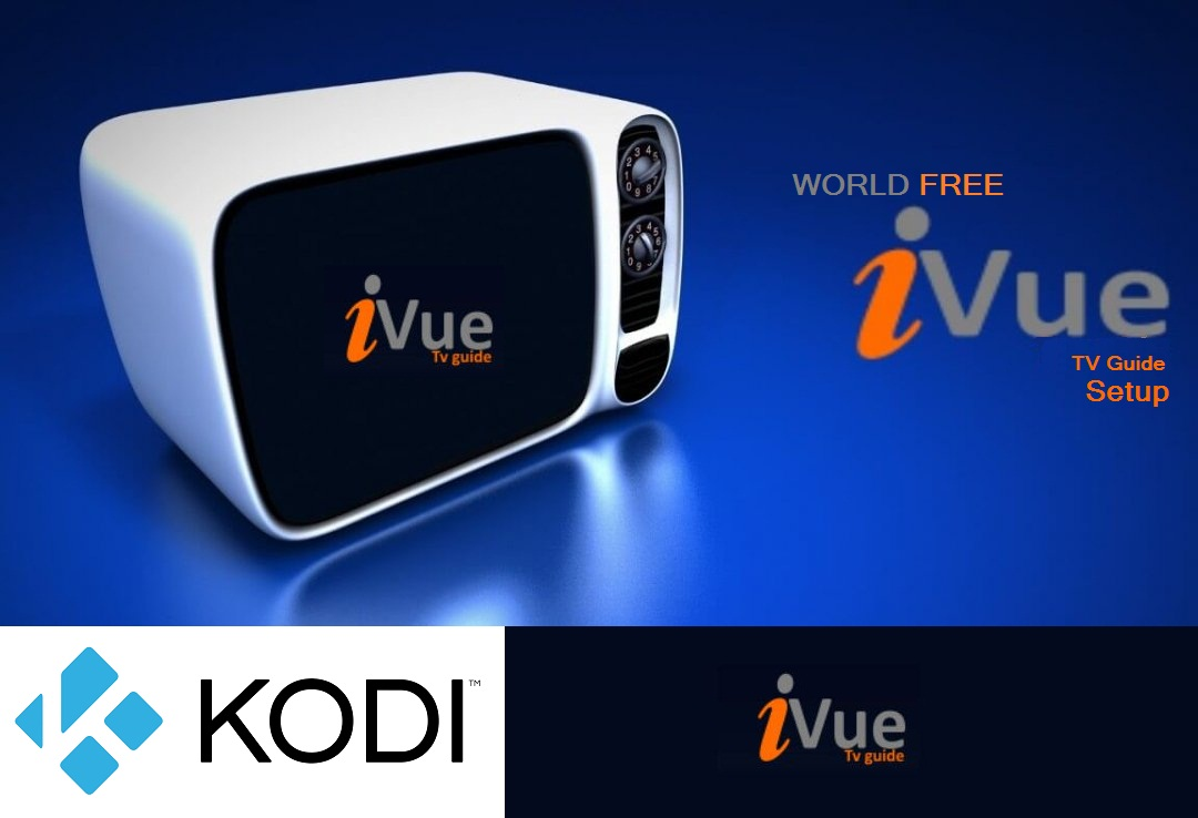IVUE TV Guide Setup