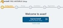 Avast license file