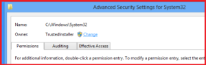 What is TrustedInstaller.exe in Windows 7/8 & 10?