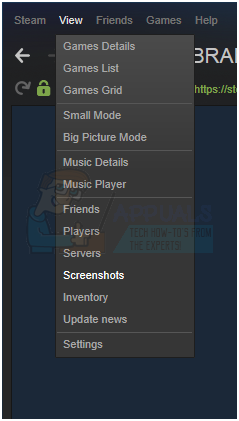 How can I Access Steam Screenshot Folder