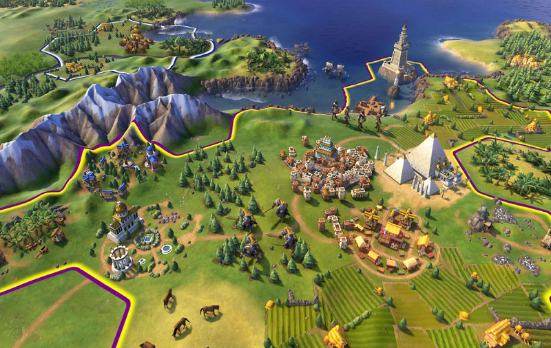 Games like Civilization