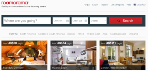 Sites like Airbnb