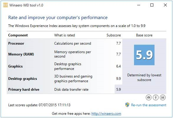 How To Get Windows Experience Index In Windows 10 [Complete Guide]