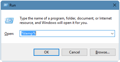 How To Easy Delete Temporary Files In Windows 10