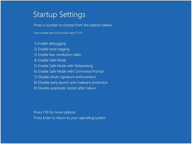 WHEA UNCORRECTABLE ERROR BSOD in Windows 10