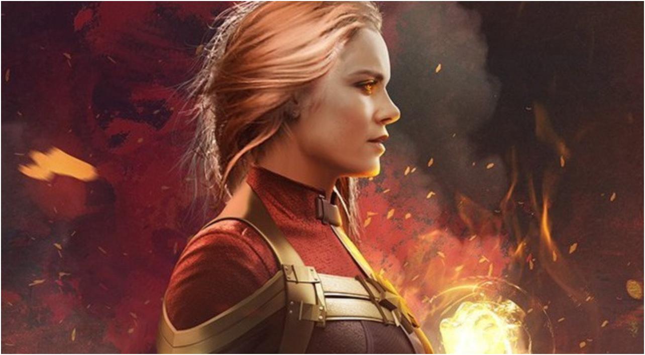 Captain Marvel Wallpapers Hd 4k Tech Men
