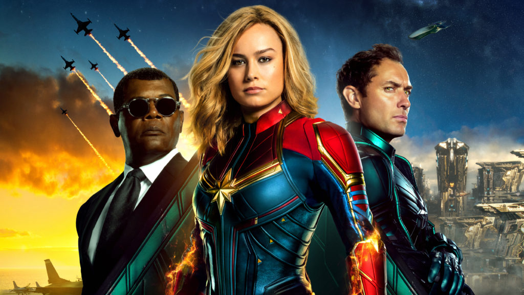 captain marvel 2019 hd wallpapers