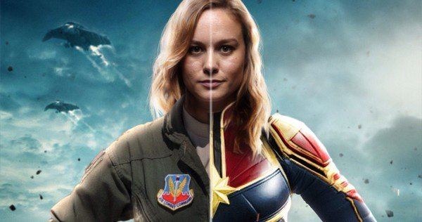 Captain Marvel Wallpapers Hd 4k Latest Updated In 2019 Tech Men