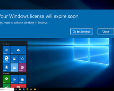 "How to Fix Error ""Your Windows License Will Expire Soon"""