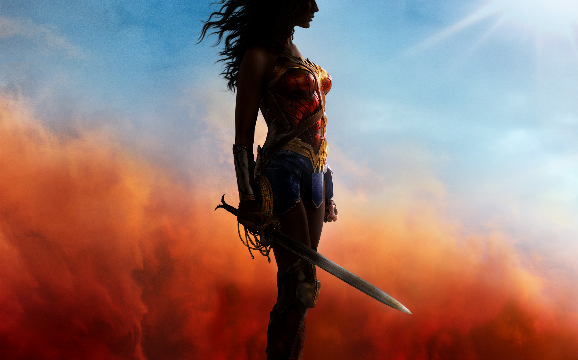 Wonder Women wallpapers 4k PC