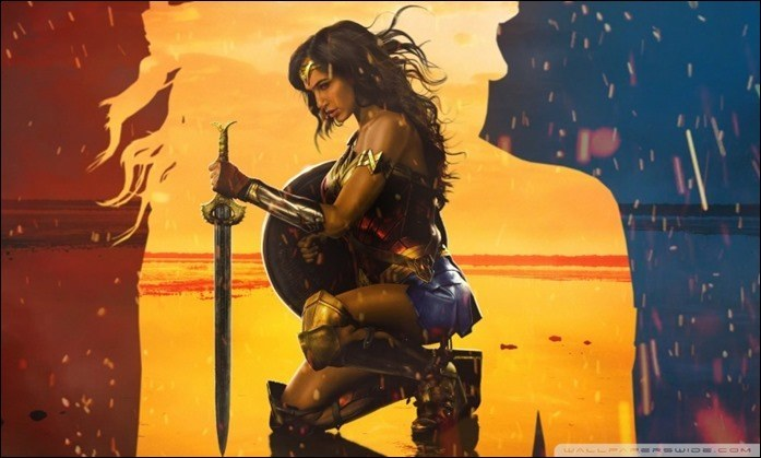 Download Best Wonder Woman Hd 4k Wallpapers For Mobile And Pc 2019