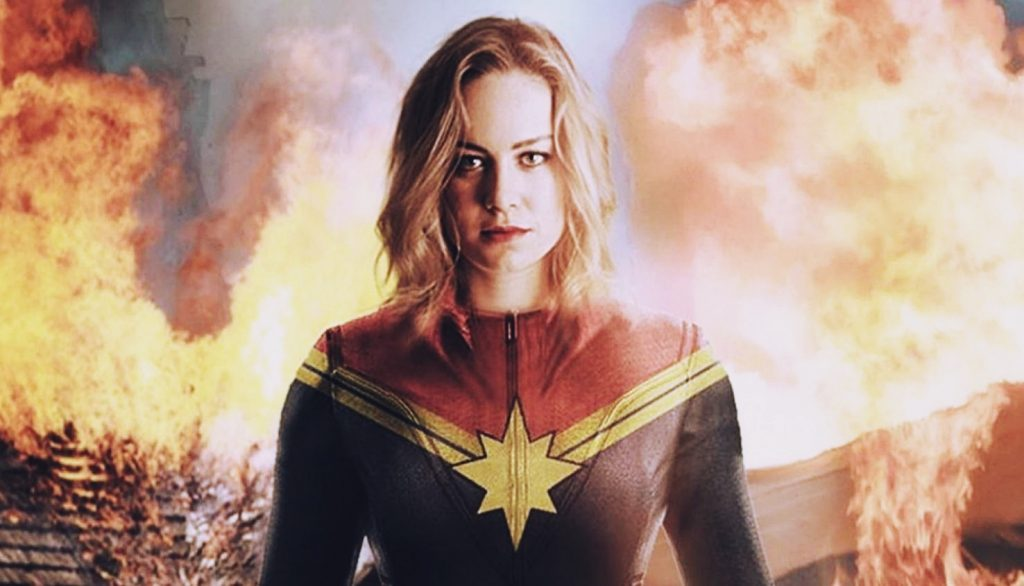 Hd Wallpaper Captain Marvel 2019 Tech Men