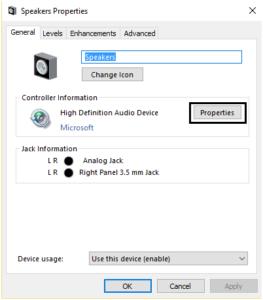 3 Quick Ways to fix Headphones Not Working in Windows 10
