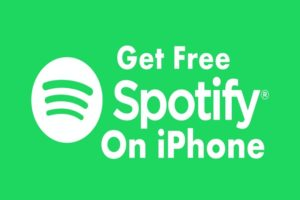 Get Spotify Premium For Free iPhone