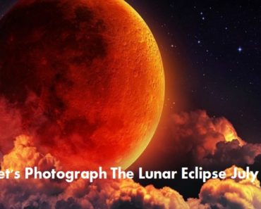Photograph The Lunar Eclipse July 2018