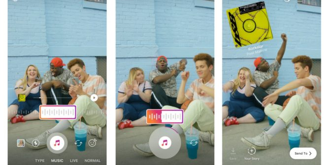 Add Music To Instagram Story Picture