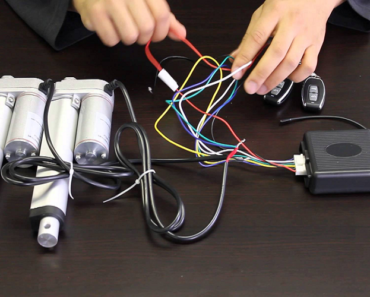 3 Easy Steps To Wire A Linear Actuator