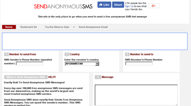 8 Top Sites to Send Free SMS without Registration [2019