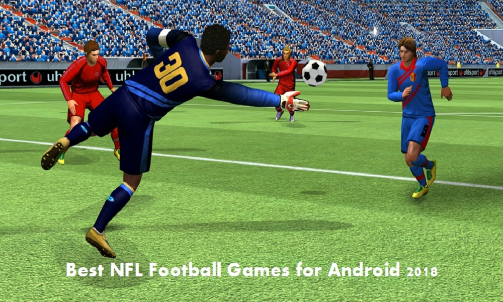 Best NFL Football Games for Android 2018