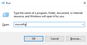 MsConfig In Windows 10: How to use it