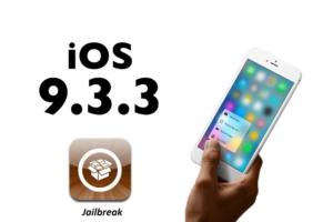 IOS 9.2-9.3.3 jailbreak