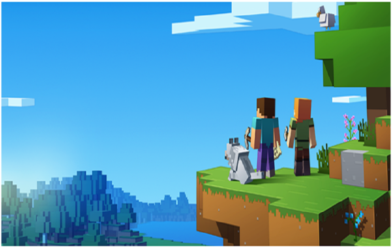 the place where the most popular minecraft skins live tech men
