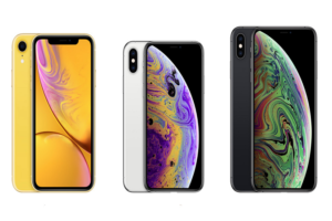 Download Apple IPhone XS, IPhone XS Max & IPhone XR Wallpapers