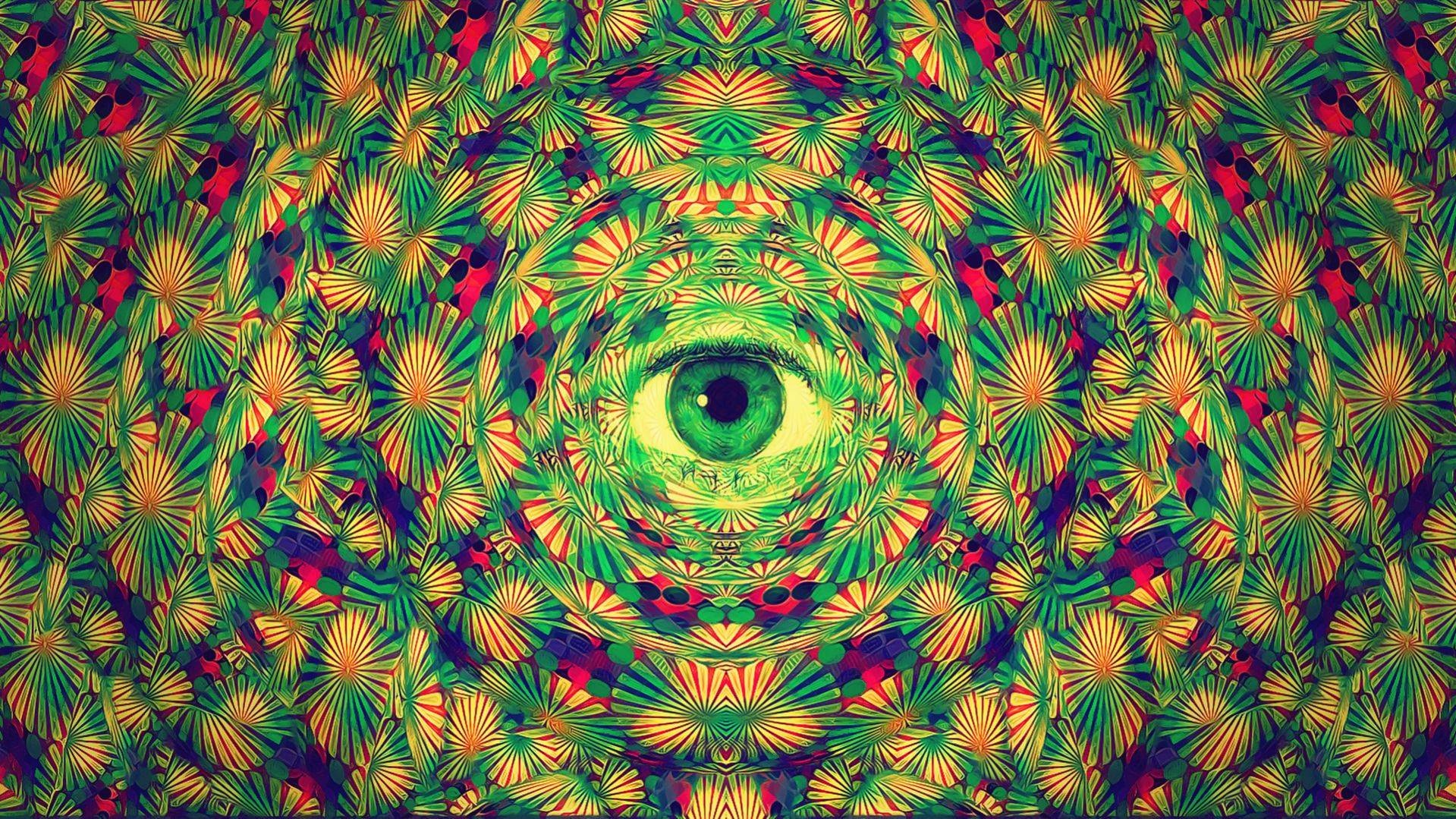 HD Trippy screensaver For Laptop