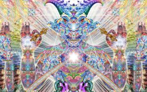 HD Trippy screensavers For Smartphone