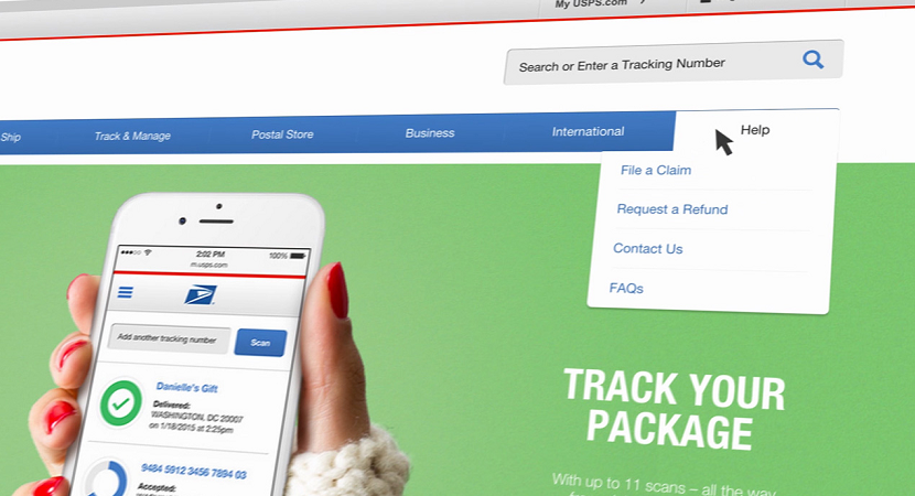 How to Find a USPS Tracking Number