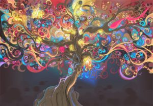 Psychedelic Art HD