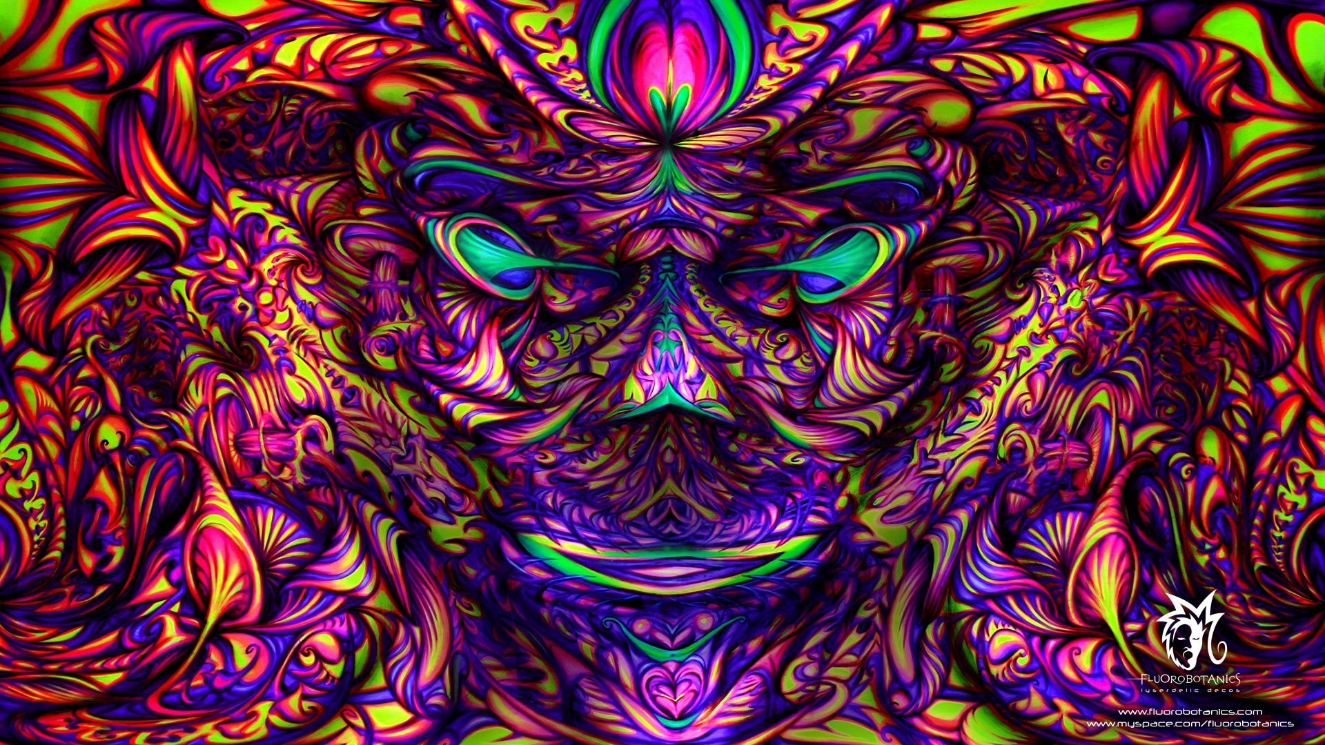 Trippy Images HD