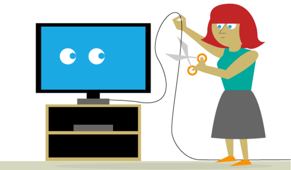 Traditional Cable vs. Video Streaming